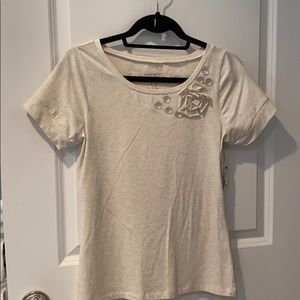 The Limited cream tee